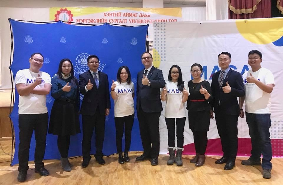 MASA successfully launched the first Alumni Rural Outreach